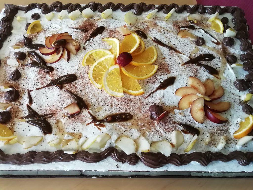 Gâteau EHPAD